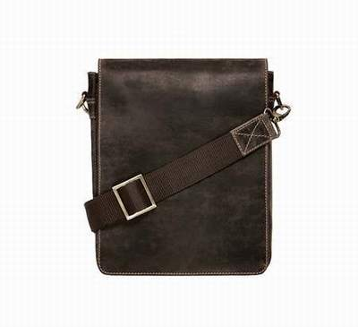 Sac Porte Document Homme Cuirsac Homme Fossil Pas Chersac Homme - Porte document fossil
